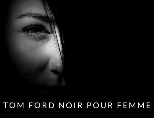 Tom ford noir pour femme FB